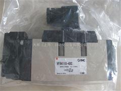 SMC电磁阀VFR4110-4DC-B045通先导式电磁阀弹性密封