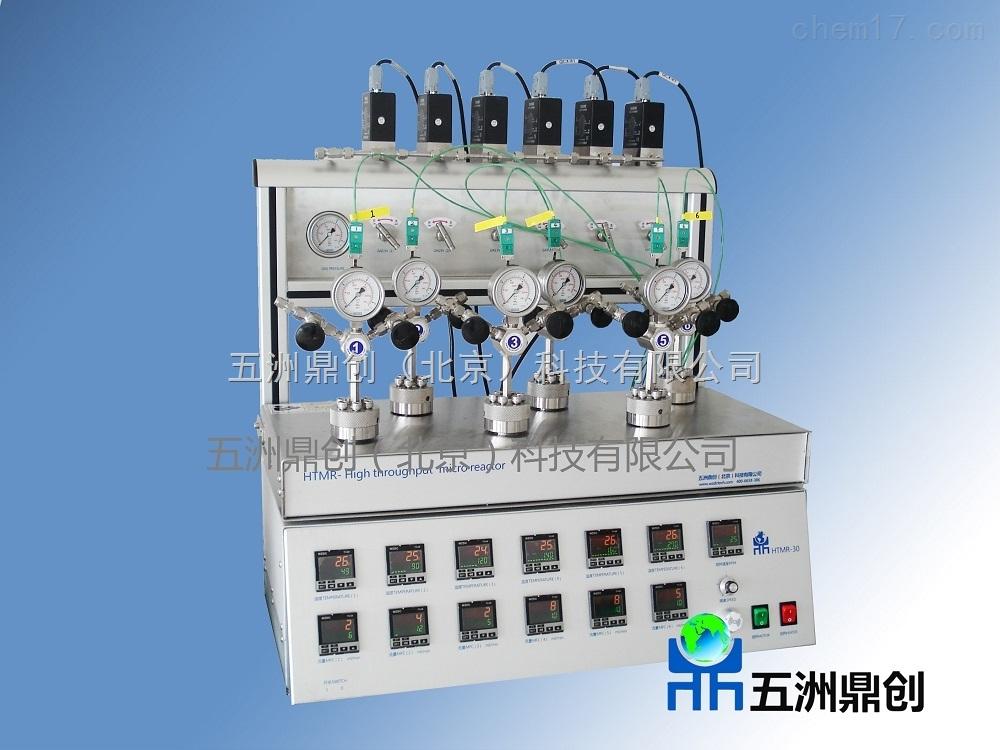 HTMR北京鼎创 HTMR系列高压平行反应釜