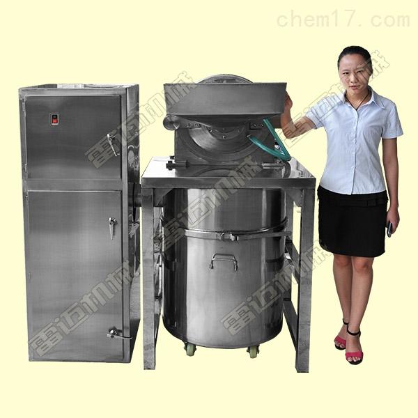 【不锈钢水冷+除尘粉碎机】厂家现货,广州专业粉碎设备采购