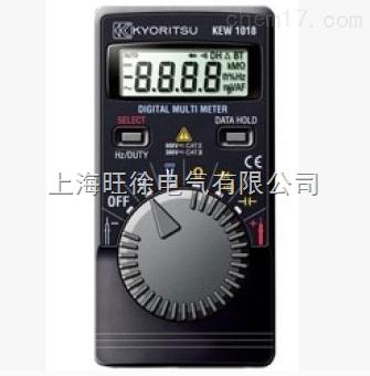 KEW 1018H卡式万用表