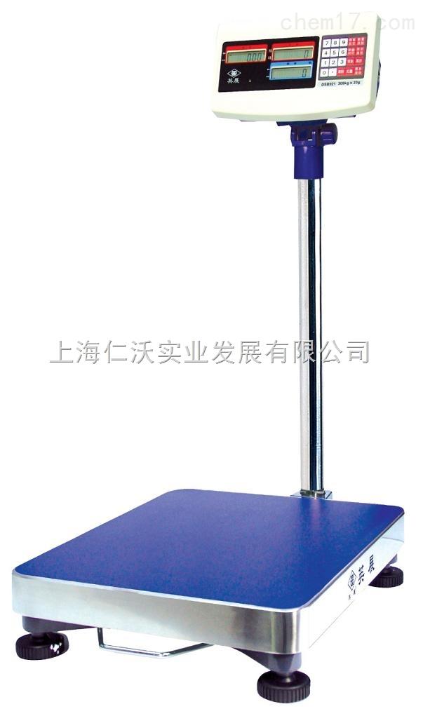 英展AWH-100TC-FSB直通世窗电子秤 EXCELL英展100kg/5g电子秤