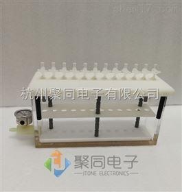 福州实验室12孔方形固相萃取仪生产厂家JTCQ-12D、低价跑量销售