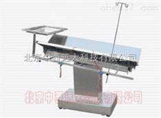 不锈钢恒温升降手术台型号DWV-II动物手术台