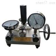 YJY-60 压力表校验器上海自动化仪表四厂
