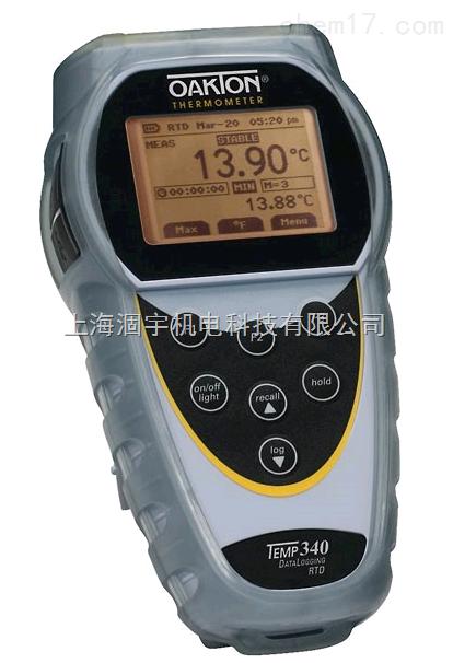 美国Oakton Temp-360双通道RTD温度计带数据记录
