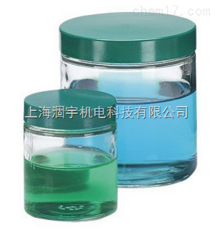 现货促销美国QORPAK直筒型广口玻璃样品瓶