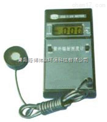 LB-ZWZ1理疗荧光分析测量紫外辐射照度  LB-ZWZ1 自动量程紫外辐射照度计