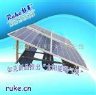 QFB-2.2全自动750W喷泉式太阳能增氧机