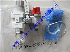 SMC过滤减压阀AW30-03B-A