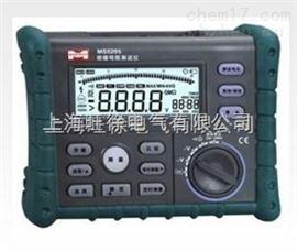 MS5215数字绝缘电阻测试仪原理