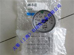 SMC压力表G46-10-02