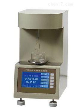 TP681型张力仪使用方法