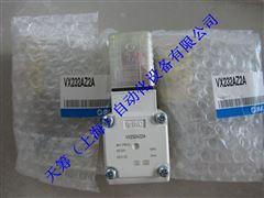 SMC直动式2通电磁阀VX232AZ2A