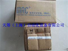 MAC电磁阀6511B-OOO-PM-111DA