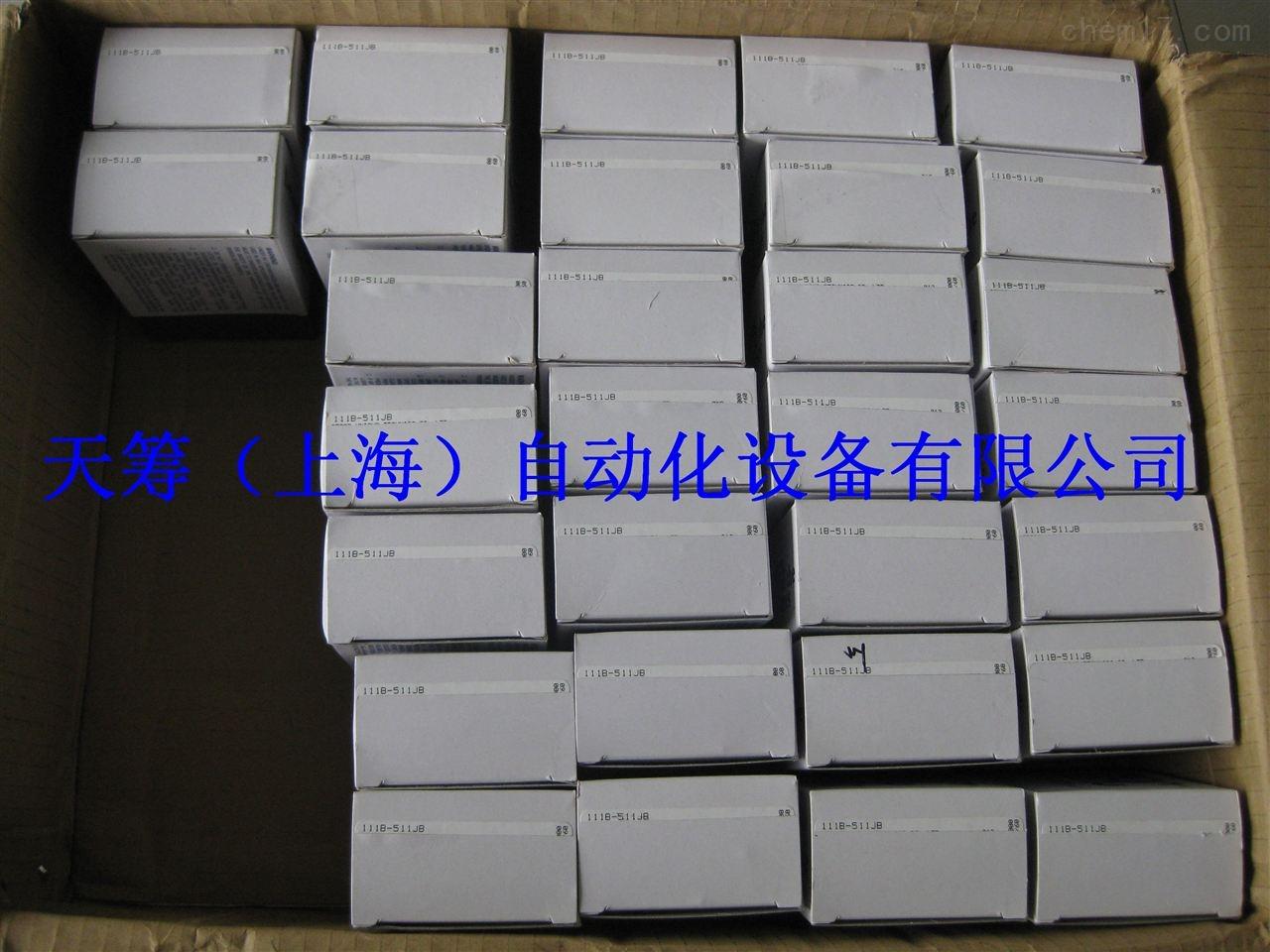 MAC电磁阀111B-511JB