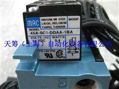 MAC电磁阀45A-SC1-DDAA-1BA