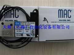 MAC电磁阀34B-ABA-GDFA-1BA