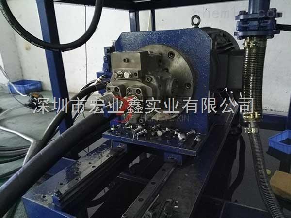 注塑机液压泵维修