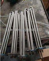 生產不銹鋼法蘭式加熱管廠家