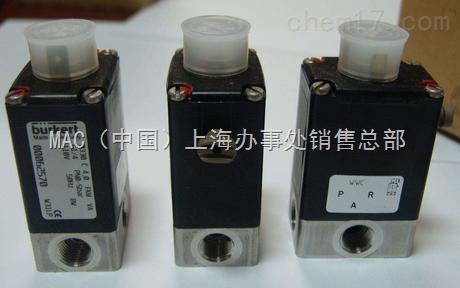 专业销售burkert电磁阀6606型全系列