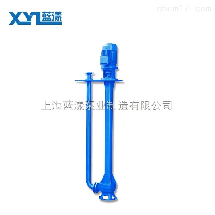 YW液下无堵塞排污泵型号