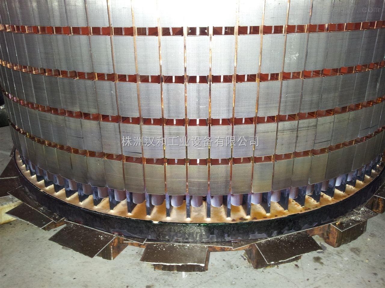 mf-60/25s 发电机定子,转子线圈钎焊设备