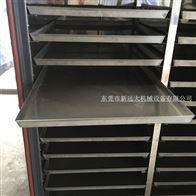 多盘子工业烤箱 推车架工厂烤箱烘炉