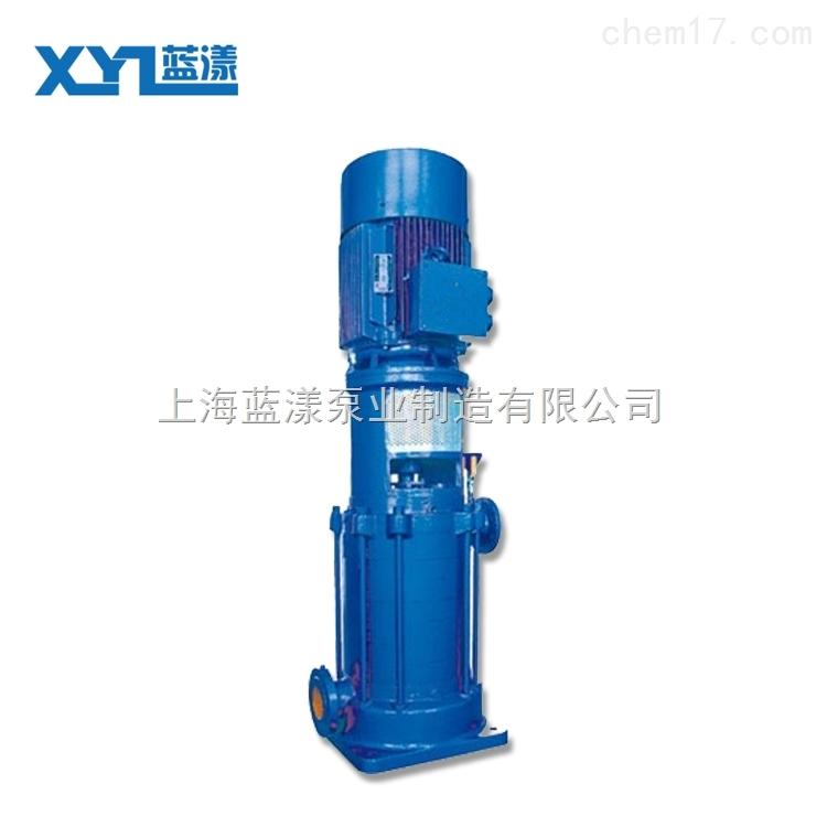 LG型高层建筑给水离心泵