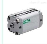ASCO 系列449單作用氣缸資料,紐曼蒂克緊湊型氣缸