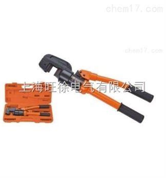 角钢切断器 手动液压钢筋切断机 >长沙特价供应sc-22 液压钢筋剪图片