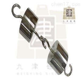 F2双钩砝码10kg10公斤带钩子的砝码定制厂