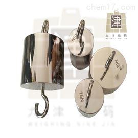 F2非标砝码定制吊环砝码2kg2公斤吊钩砝码