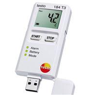 testo 184 T3德国德图TESTO温度记录仪
