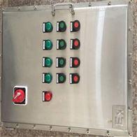 定做304SS不锈钢IIBT4防爆电源箱配电箱