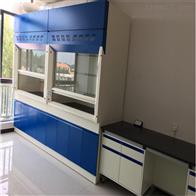 Q17海南环境工程耐酸碱实验室家具全钢通风柜