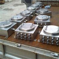 BJXIIC级不锈钢防爆箱隔爆型防爆接线箱