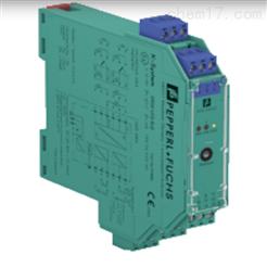 KFD2-UT2-EX2倍加福2通道24V信号转换安全栅报价