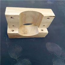 管道木托 寿命长硬度性强节能又环保