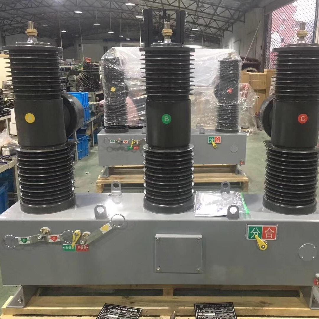 厂家定做电站型户外柱上35KV真空断路器成都