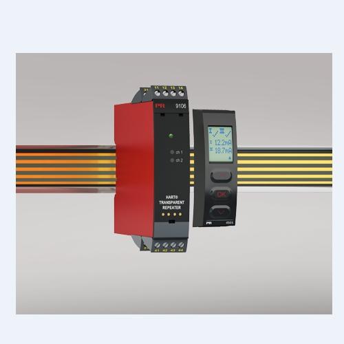 PR回路供电的隔离器