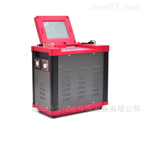 环境检测用烟尘烟气帯内置锂电池