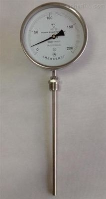 WSS-301S热套式双金属温度计