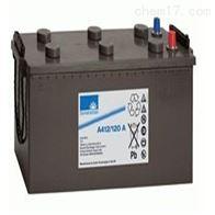 德国阳光蓄电池A412/120A
