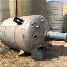 热销中 二手5吨不锈钢反应釜