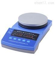 数显恒温磁力搅拌机