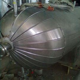 齐全硅酸铝板罐体外包铝皮保温施工 包工包料