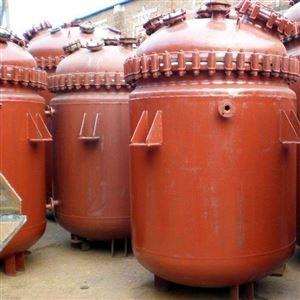长期供应二手不饱和树脂反应釜