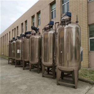 长期供应二手乳品发酵罐