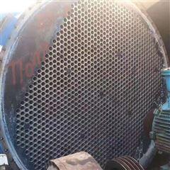 10--500平方试压销二手30平方钛材质列管冷凝器