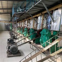 10--500吨常年回收动物油负压炼油设备